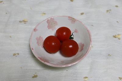 材料のプチトマト